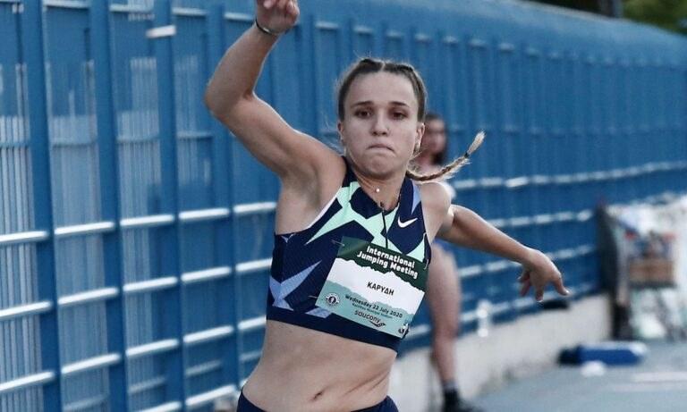 Ευρωπαϊκό Πρωτάθλημα Κ23: Στην 9η θέση η Καρύδη, στην 11η η Αδαμοπούλου