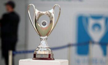Κύπελλο Ελλάδας: Εννιά «εισιτήρια» για την επόμενη φάση αναζητούν κάτοχο. Παρακολουθήστε σε live streaming το ματς Παναχαϊκή - Αιγάλεω.
