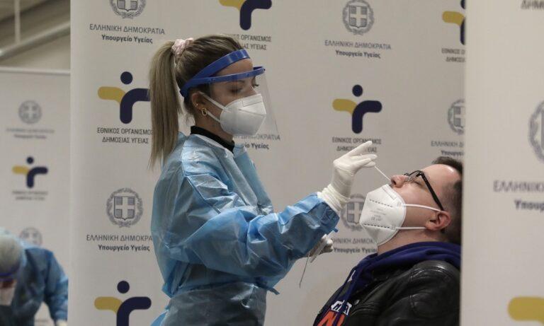 Κορονοϊός: Τα αρνητικά test δεν αποτελούν ασφαλή μέθοδο για τη μη διασπορά του ιου!