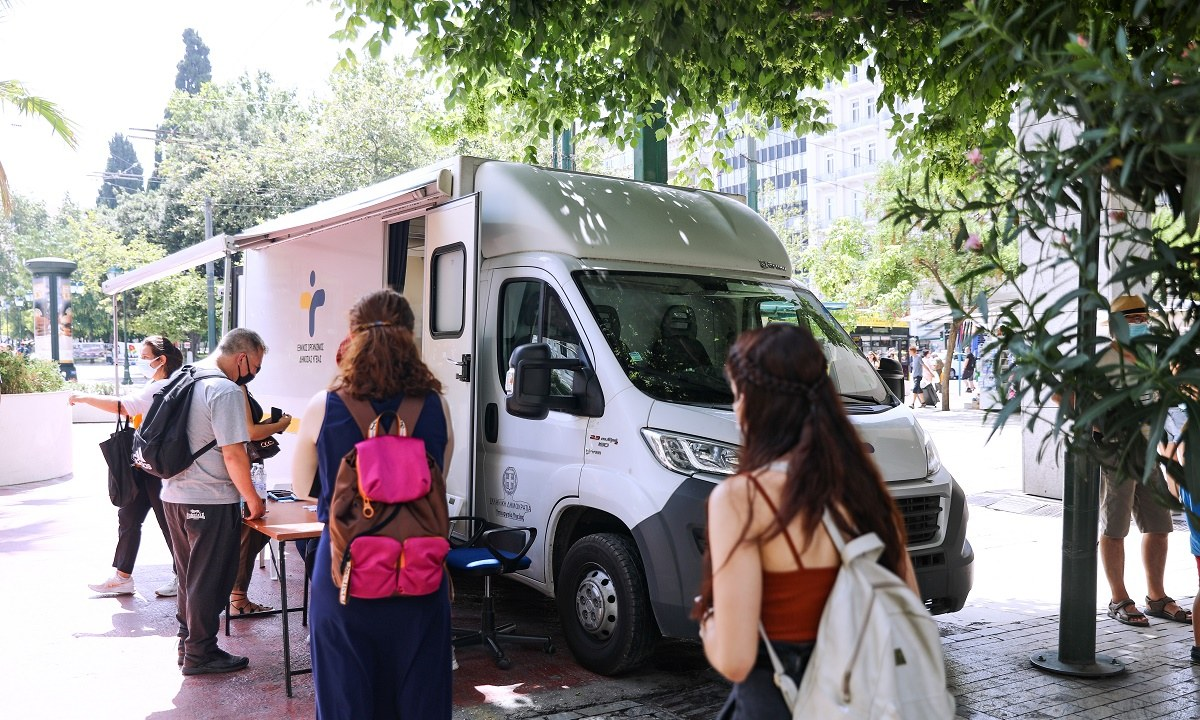 Κορονοϊός: Πού θα γίνουν δωρεάν rapid test την Πέμπτη (29/7)