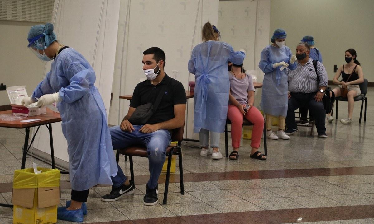 Κορονοϊός: Πού θα γίνουν δωρεάν rapid test την Παρασκευή (30/7)