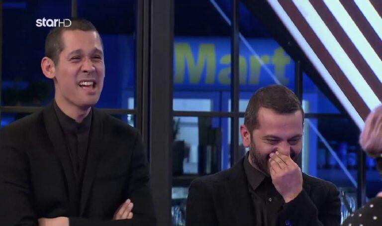 MasterChef: Ο Κοντιζάς τρολάρει τον Κουτσόπουλο που είναι μέσα στα… μέλια με τη σύντροφό του!