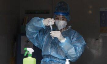 Ο ΕΟΔΥ ανακοίνωσε 2.854 νέα κρούσματα κορωνοϊού, τις τελευταίες 24 ώρες, ενώ έγιναν 88.320 τεστ.