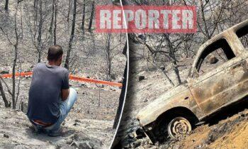 Κύπρος: Απανθρακωμένοι βρέθηκε τέσσερις Αιγύπτιοι που αγνοούνταν μετά τη μεγάλη φωτιά που ξέσπασε και συνεχίζεται με αμείωτη ένταση.