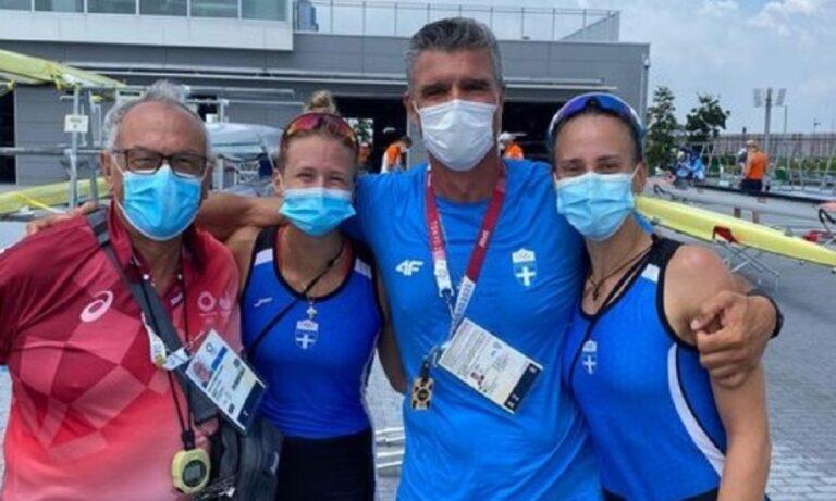 Ολυμπιακοί Αγώνες 2020: Ασύλληπτη εμφάνιση από Μαρία Κυρίδου και Χριστίνα Μπούρμπου, στον τελικό με παγκόσμιο ρεκόρ για την κωπηλασία!