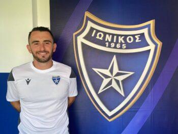 Ιωνικός: Ο Γιώργος Λαρεντζάκης είναι ο νέος προπονητής τερματοφυλάκων στην ομάδα της Νίκαιας.