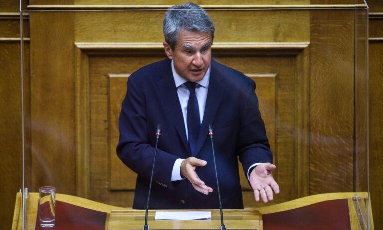 Α.Λοβέρδος: Το ευχαριστώ στον Βουλευτή Δ.Κωνσταντόπουλο για τη δημόσια στήριξη