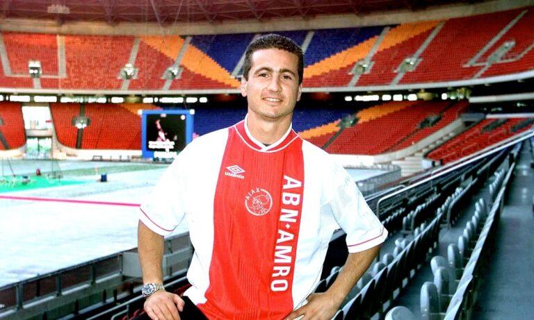 Σαν σήμερα, στις 6 Ιουλίου 1999 ο Νίκος Μαχλάς παίρνει μεταγραφή για τον Άγιαξ αποτελώντας την ακριβότερη μεταγραφή στην ιστορία του Αίαντα.