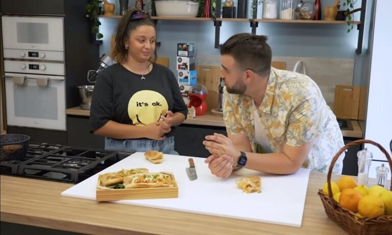 MasterChef: Μαργαρίτα και Σταύρος φτιάχνουν την πιο ανατρεπτική συνταγή (video)