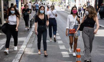 Κορονοϊός: Έρχονται νέα μέτρα - Ολική επαναφορά της μάσκας και κλειστοί χώροι μόνο για εμβολιασμένους