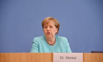Μέρκελ: Η Γερμανίδα καγκελάριος σχολίασε με αρνητικό πρόσημο τις πρόσφατες δηλώσεις του Ρετζέπ Ταγίπ Ερντογάν, αναφορικά με το Κυπριακό ζήτημα.