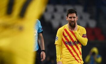 Πολύς λόγος έχει γίνει για το αν ο Λιονέλ Μέσι θα παραμείνει στη Μπαρτσελόνα και τα επόμενα χρόνια. Ο ίδιος έχει πει αρκετές φορές οτι θέλει να φύγει, ενώ και οι Καταλανοί ίσως να μην έλεγαν όχι προκειμένου να γλιτώσουν το βαρύ συμβόλαιο του 34χρονου πλέον «Λίο».