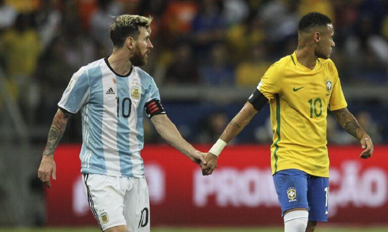 Copa America: Μέσι και Νεϊμάρ μοιράστηκαν τον τίτλο του κορυφαίου!