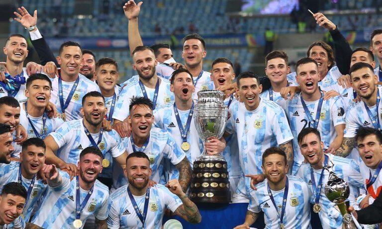 Μέσι: Έφτασε τους 38 τίτλους – Ο πρώτος με την Αργεντινή!