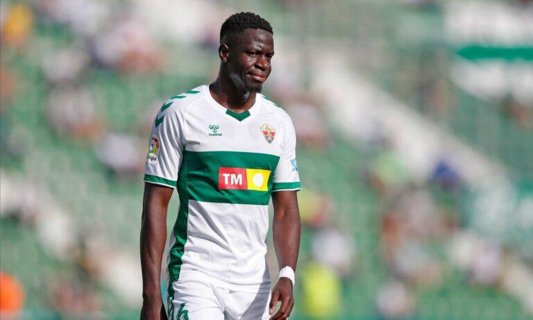 Παναθηναϊκός: Επανήλθε στο προσκήνιο το όνομα του Ομενούκε Εμφουλού, μέσω του λογαριασμού «RDC Afrique Football» στο Twitter.