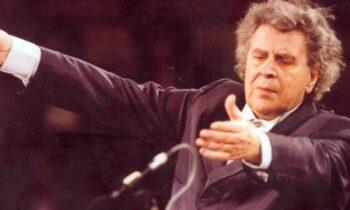 Τα 96 έκλεισε σήμερα (29/7) ο τεράστιος μουσικοσυνθέτης Μίκης Θεοδωράκης και τα λόγια είναι περιττά για να περιγράψει κανείς το έργο και τη ζωή του.