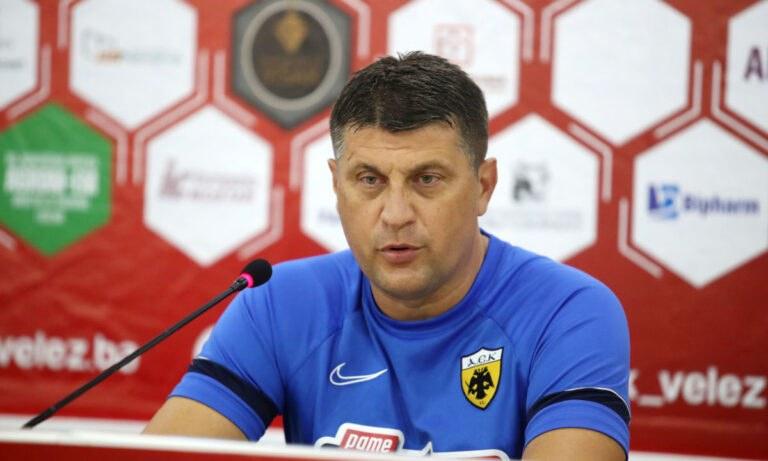 Μιλόγεβιτς: «Δεν χρειάζεται να πω τι περιμένουμε όλοι από την ΑΕΚ»