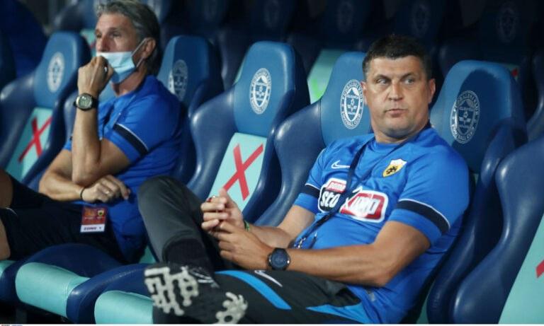 Μιλόγεβιτς: «Πρέπει να αλλάξουμε πολλά στην ΑΕΚ»