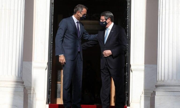 Ελληνοτουρκικά – Μητσοτάκης: «Η Ελλάδα δεν θα παραιτηθεί από το δικαίωμα της αυτοάμυνας»