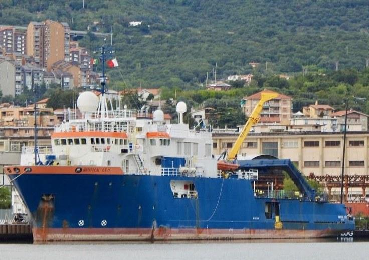 Ελληνοτουρκικά: Ξεκινά έρευνες και η Ελλάδα στην Αν. Μεσόγειο με το ερευνητικό πλοιο NAUTICAL GEO  να βρίσκεται ήδη στην Κρήτη.