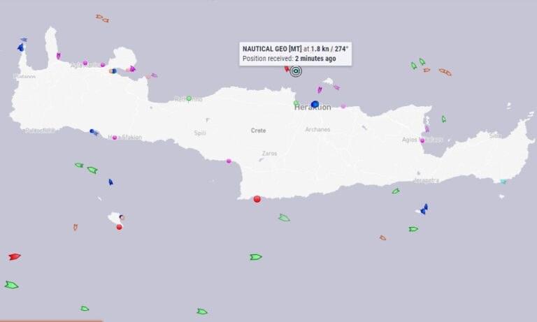 Ελληνοτουρκικά: Ξεκινά έρευνες και η Ελλάδα στην Αν. Μεσόγειο – Απάντηση στο Oruc Reis;