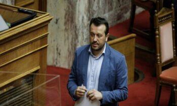 Νίκος Παππάς: Νέα Δημοκρατία και Κίνημα Αλλαγής ψήφισαν υπέρ της παραπομπής του σε Ειδικό Δικαστήριο για το αδίκημα της παράβασης καθήκοντος.
