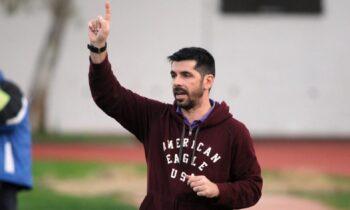 Ο προπονητής του Παπάγου, Γιάννης Ντόκος, μίλησε σχετικά με το μέλλον του στον πάγκο της ομάδας.