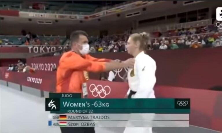 Ολυμπιακοί Αγώνες 2020: Προπονητής χαστούκισε την αθλήτρια του για να την εμψυχώσει και κέρδισε!