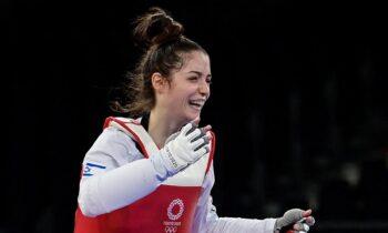 Ολυμπιακοί Αγώνες 2020: Πριν από μερικές ημέρες, η Αβισάγκ Σάμπεργκ έγινε η νεότερη αθλήτρια που κατέκτησε ποτέ μετάλλιο για το Ισραήλ.