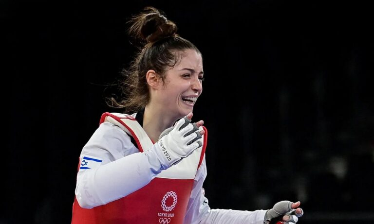 Ολυμπιακοί Αγώνες 2020: Η 19χρονη Ισραηλινή που νίκησε την Τουρκάλα γύρισε και πήγε κατευθείαν στρατό