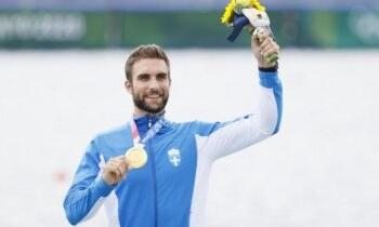 Ολυμπιακοί Αγώνες 2020: Πρόσωπο της ημέρας ο Στέφανος Ντούσκος, αφού κατέκτησε το χρυσό μετάλλιο στο μονό σκιφ κι έσπασε το Ολυμπιακό ρεκόρ!