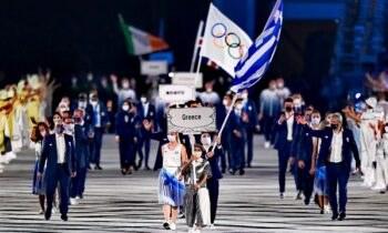 Ολυμπιακοί Αγώνες Τόκιο 2020: Μεγάλη συμμετοχή Ελλήνων αθλητών έχουμε την Κυριακή (25/7) στους Ολυμπιακούς Αγώνες που βρίσκονται σε εξέλιξη στην Ιαπωνία.