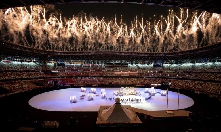 Ολυμπιακοί Αγώνες Τόκιο 2020: Η πιο διαφορετική τελετή έναρξης στην ιστορία (vids)