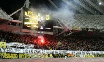 Οι φίλοι της ΑΕΚ είναι έτοιμοι να επιστρέψουν στις εξέδρες μετά από 1,5 χρόνο, στην ρεβάνς με την Βελέζ για το Conference League.