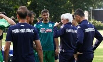 Παναθηναϊκός: Η Cosmote TV ενημέρωσε επισήμως ότι θα μεταδώσει το κυριακάτικο φιλικό της ομάδας του Ιβάν Γιοβάνοβιτς κόντρα στην Άλκμααρ.