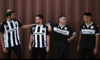 Με ένα εντυπωσιακό βίντεο, ο ΠΑΟΚ παρουσίασε τις επίσημες εμφανίσεις του για τη σεζόν 2020-2021.