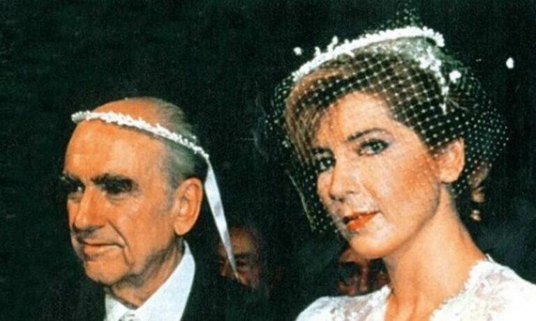 «Αποκατέστησα το κορίτσι»: Ο ιστορικός γάμος του Ανδρέα Παπανδρέου και της Δήμητρας Λιάνη
