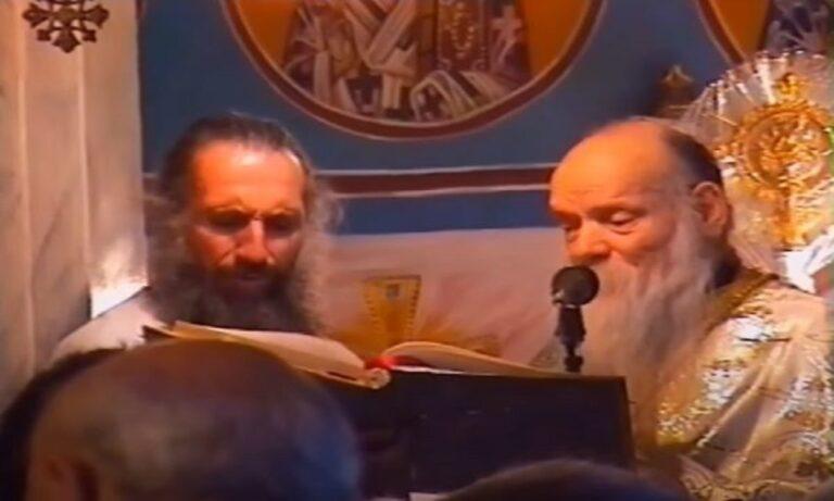 Εκοιμήθει ο π. Στέφανος Νταλιάνης: Όταν μίλησε για το θαύμα της Θείας Κοινωνίας – Κοινωνούσε 200 λεπρούς