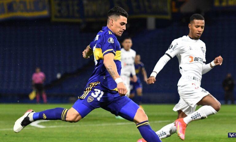 Copa Libertadores: Γκέλαρε η Μπόκα, έξαλλος ο Παβόν (vid)