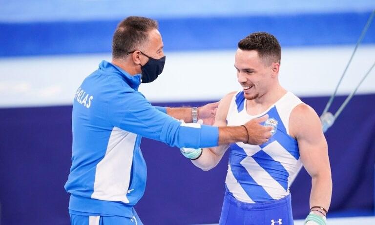 Ολυμπιακοί Αγώνες 2020 – Προπονητής Πετρούνια: «Ο Λευτέρης έχει κρατήσει για τον τελικό το καλύτερο πρόγραμμα της ζωής του»