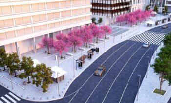 Μετά την Ομόνοια σειρά παίρνει η Πλατεία Συντάγματος για ολική αναμόρφωση. Συγκεκριμένα τα έργα θα αφορούν την κάτω πλευρά του Συντάγματος όπου θα δημιουργηθεί νέα πλατεία.