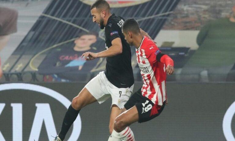 PSV – ΠΑΟΚ: Οι ενδεκάδες του φιλικού αγώνα
