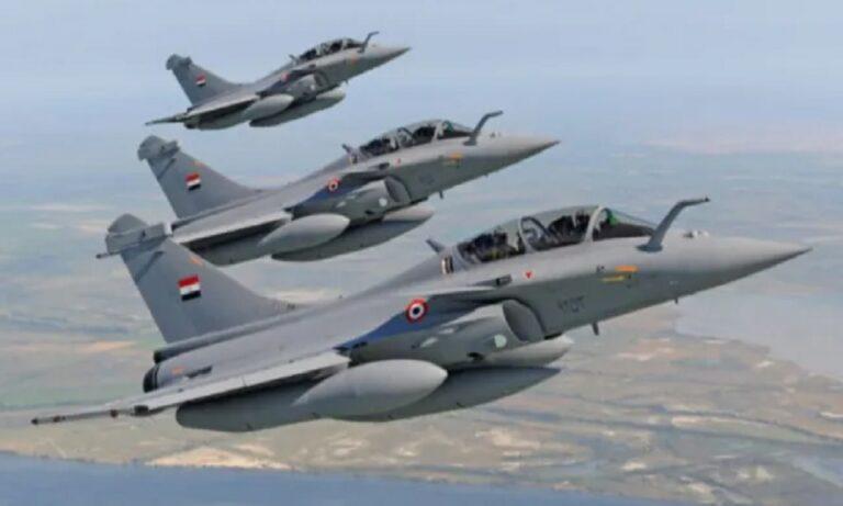 Rafale: Ανίκητο το SPECTRA radar τους – Τύφλωσε Su-35 – Άγχος στην Τουρκία