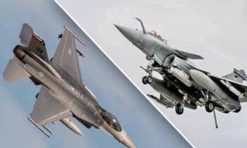 Τούρκοι: Θέλουμε βίντεο με τουρκικό F-16 να καταδιώκει Rafale στο Αιγαιό αναφέρουν Τούρκοι χρήστες του διαδικτύου για απάντηση στην Αθήνα.