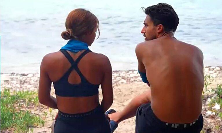 Σάκης Κατσούλης – Μαριαλένα Ρουμελιώτη: Λέει πως δεν είναι ζευγάρι