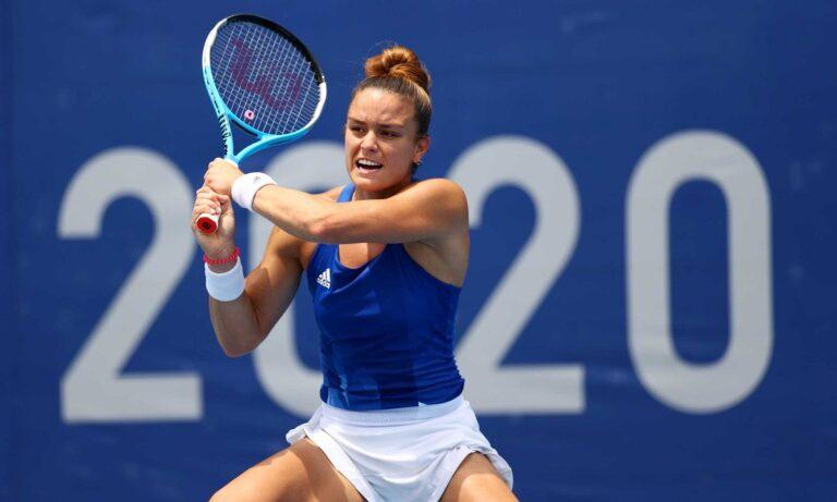 Ολυμπιακοί Αγώνες 2020: Δεν τα κατάφερε κόντρα στη Σβιτολίνα η Μαρία Σάκκαρη!