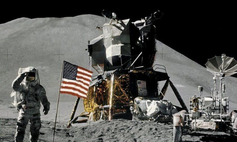 Σαν σήμερα: Ο πρώτος άνθρωπος πάτησε στο φεγγάρι!