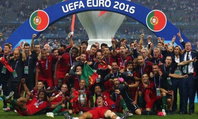 Σαν σήμερα: Η Πορτογαλία στην κορυφή της Ευρώπης! (vid)