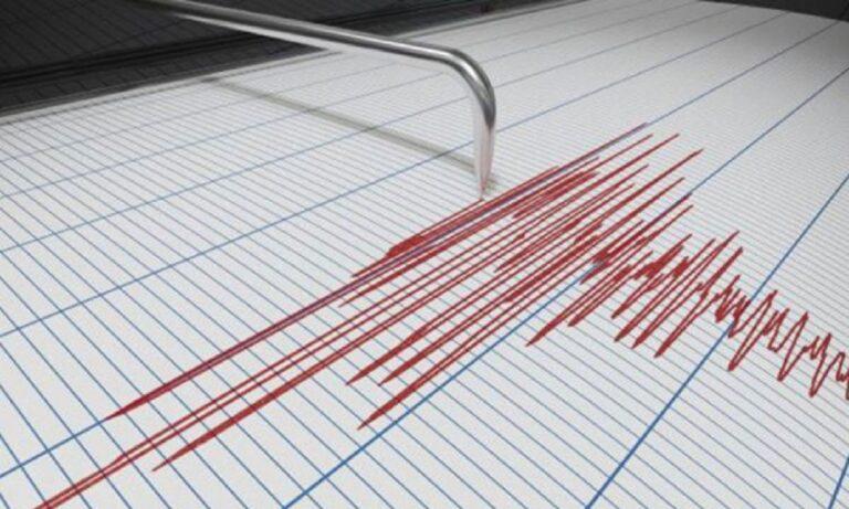 Μυτιλήνη: Σεισμός 4,1 ρίχτερ