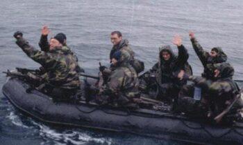 Ελληνοτουρκικά: Πέθανε ο Τούρκος υπεύθυνος της επιχείρησης στα Ίμια, Σενέρ Κιρ, διοικητής της φρεγάτας TCG Yavuz.